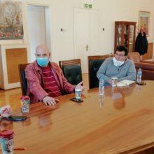 Στην Κοζάνη κλιμάκιο του ΕΟΔΥ – Συνάντηση με το δήμαρχο, Λάζαρο Μαλούτα και εκπροσώπους φορέων (Φωτογραφίες & Ηχητικό)