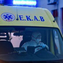 "kozan.gr:  27χρονη διεκομίσθη, διασωληνωμένη, από το ""Μαμάτσειο"" νοσοκομείο Κοζάνης στο Ιπποκράτειο νοσοκομείο Θεσσαλονίκης"