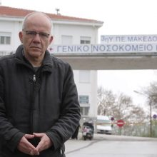 O Τάσος Τέλλογλου και ο φακός του#SpecialReportGRεπισκέπτονται την Καστοριά και την Κοζάνη, ξετυλίγοντας το νήμα της εξάπλωσης του φονικού ιού στην περιοχή της Δυτικής Μακεδονίας