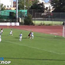 Βίντεο με τα γκολ της ΑΕΠ Κοζάνης για την αγωνιστική περίοδο 19/20