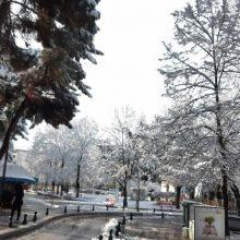 Νέα επιδείνωση του καιρού  από τις πρωινές ώρες της Τρίτης 26/1,με βροχές , καταιγίδες, χιονοπτώσεις και πτώση της θερμοκρασίας