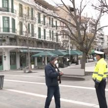 kozan.gr: Κοζάνη: Συνεχίζονται οι έλεγχοι της Αστυνομίας για τη διαπίστωση παραβίασης των μέτρων μετακίνησης – Σημερινές εικόνες από την κεντρική πλατεία Κοζάνης (Βίντεο)