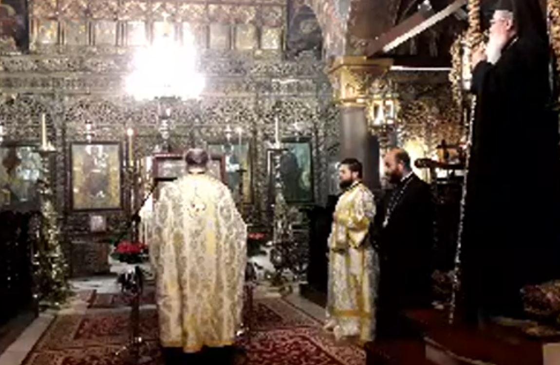 Ακάθιστος Ύμνος – Ε' Χαιρετισμοί – Zωντανή σύνδεση με τον Ι.Μ. ναό του Αγ. Νικολάου Κοζάνης