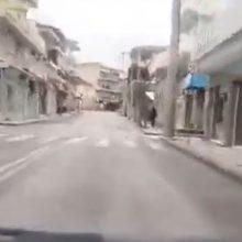 kozan.gr: Ώρα 14:00: Σημερινές εικόνες από κεντρικούς δρόμους της Κοζάνης (Βίντεο)