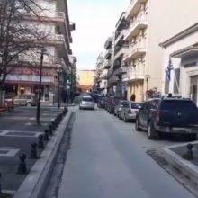 kozan.gr: Σημερινές (7/4) εικόνες από διάφορα σημεία της Πτολεμαΐδας (Βίντεο)