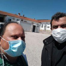 """Δ. Σαββόπουλος (Αντιπεριφερειάρχης Καστοριάς): """"Ένα Μεγάλο Ευχαριστώ στο Ιατρικό Νοσηλευτικό και σε όλο το προσωπικό του Νοσοκομείου Καστοριάς"""""""