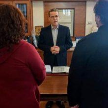 kozan.gr: Δημαρχείο Κοζάνης: Πολιτικός γάμος στην εποχή του κορωνοϊού