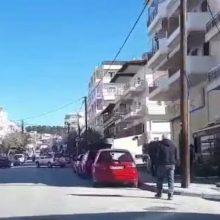 kozan.gr: Πέμπτη 9 Απριλίου, ώρα 09:45π.μ.: Eικόνες από κεντρικούς δρόμους της Κοζάνης (Βίντεο)
