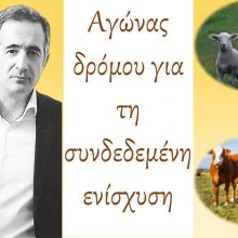 Στάθης Κωνσταντινίδης, Βουλευτής Ν. Κοζάνης: «Μέσα στον Απρίλιο η συνδεδεμένη ενίσχυση για αιγοπρόβατα και βοοειδή»