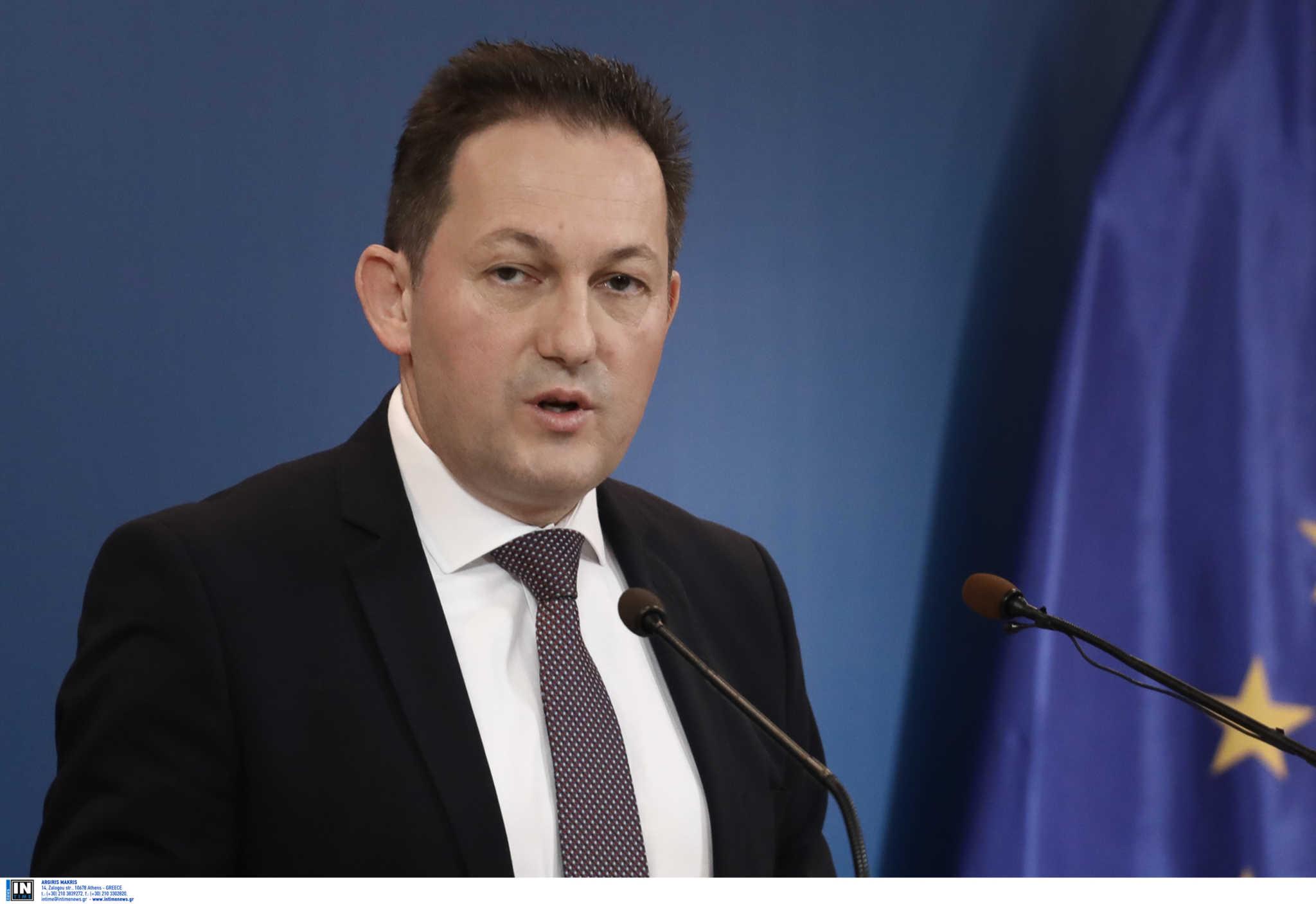 "Mήνυμα Πέτσα προς Μητροπολίτη Σερβίων & Κοζάνης: ""Όλοι μας -επαναλαμβάνω: όλοι μας- πρέπει να τηρούμε τις συστάσεις των ειδικών"""