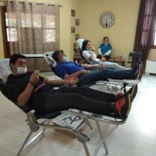 Κορωνοϊός: Διαρκής στήριξη του Δήμου Κοζάνης στις εθελοντικές αιμοδοσίες – Βγαίνουμε από το σπίτι για να δώσουμε αίμα