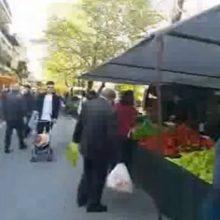 Θεώρηση επαγγελματιών αδειών λαϊκών αγορών Δήμου Κοζάνης
