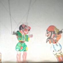 Ο Καραγκιόζης σε καραντίνα, από το μαθητή της Α' Γυμνασίου του Καλλιτεχνικού Σχολείου Κοζάνης, Δημήτρη Βρόντζο (Βίντεο)