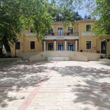 Ευχαριστήριο  της Τ.Κ. και του Δήμου Σερβίων στον Παύλο Ζουλιάμη για τη  δωρεά δυο πινακίδων