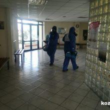 Προληπτικές απολυμάνσεις από το Δήμο Εορδαίας στα σχολεία της δευτεροβάθμιας εκπαίδευσης