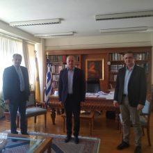 Ανέλαβε την Δευτέρα 4 Μαΐου τα καθήκοντα του ο νέος Εκτελεστικός Γραμματέας της Περιφέρειας Δυτικής Μακεδονίας, ο ορισθείς από τον Περιφερειάρχη Δυτικής Μακεδονίας Γιώργο Κασαπίδη, Αντιστράτηγος ε.α. Γρηγόρης Γρηγοριάδης