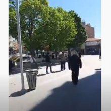 kozan.gr: Ώρα 11:00 π.μ.: Βίντεο από τον κεντρικό πεζόδρομο – πλατεία της Κοζάνης