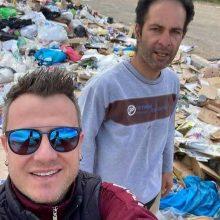 «Ήρωες» δύο υπάλληλοι της καθαριότητας Βέροιας – «Έσωσαν» το λάθος υπαλλήλου μάρκετ ψάχνοντας 1 ώρα στα σκουπίδια