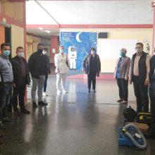 Δήμος Κοζάνης: Απολύμανση των σχολικών μονάδων λίγο πριν υποδεχτούν τους μαθητές