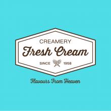 Ανοίξαμε και σας περιμένουμε – Fresh Cream στην Κοζάνη – Τα πιο νόστιμα παγωτά, φτιαγμένα από φρέσκο ντόπιο γάλα ημέρας, με τα πιο αγνά υλικά