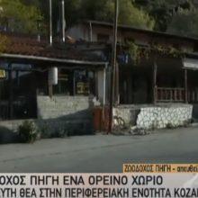 kozan.gr: Σημερινές (10/5) εικόνες από την Ζωοδόχο Πηγή Κοζάνης, από την οποία, πριν τη δημιουργία της Εγνατίας Οδού, διέρχονταν καθημερινά πολλά αυτοκίνητα καθώς ήταν ο μοναδικός δρόμος που συνέδεε την Κοζάνη με την Βέροια – Την αξιοποίηση κι ανάδειξη της περιοχής ζητούν από την Πολιτεία οι ιδιοκτήτες επιχειρήσεων που έχουν απομείνει (Βίντεο)