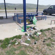 Επιστολή αναγνώστη στο kozan.gr: Ασυνείδητοι γέμισαν σκουπίδια το χώρο άλλα και προκάλεσαν καταστροφές στα υπόστεγα στομοντελοδρόμιο που βρίσκεται στο Μαυροδένδρι Κοζάνης