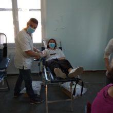 """H """"Σταγόνα Ελπίδας"""" για την αιμοδοσία στο ΚΗΦΗ Κοζάνης που πραγματοποιήθηκε την Τρίτη 12/5 (Φωτογραφίες)"""