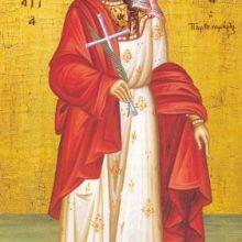 Η γιορτή της Μεσοπεντηκοστής και της Αγίας Γλυκερίας  στον Ι.Ν. του Αγίου Διονυσίου εν Ολύμπω στο Βελβεντό. (του παπαδάσκαλου Ι. Κωνσταντίνου Ι. Κώστα)