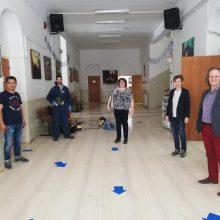 Δήμος Κοζάνης: Απολυμάνσεις στα γυμνάσια λίγο πριν υποδεχτούν τους μαθητές