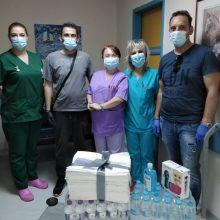Δωρεά της Τοπικής Κοινότητας Δρεπάνου στο Μαμάτσειο Νοσοκομείο Κοζάνης