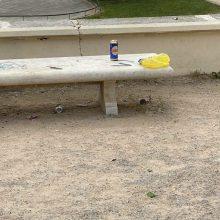 Επιστολή αναγνώστη στο kozan.gr: Δημοτικός Κήπος Κοζάνης: Παντού πεταμένα σκουπίδια, κανένας σεβασμός στο δημόσιο χώρο (Φωτογραφίες)