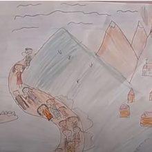 Δήμος Κοζάνης: Ζωγραφιές παιδιών με αφορμή τη Ημέρα Μνήμης της Γενοκτονίας των Ελλήνων του Πόντου (Βίντεο)