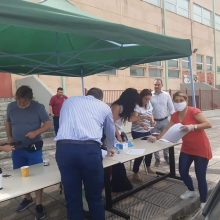 Διανομή τροφίμων και βασικής υλικής συνδρομής, στο πλαίσιο του προγράμματος ΤΕΒΑ, από την Δημοτική  Κοινωφελή Επιχείρηση του Δήμου  και την Π.Ε. Κοζάνης (Φωτογραφίες)