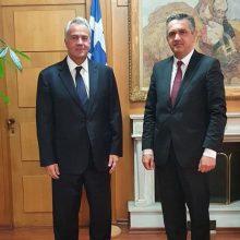 Αρχές Ιουνίου στην Δ. Μακεδονία ο Υπουργός Αγροτικής Ανάπτυξης Μάκης Βορίδης – Τι αναφέρει ο Περιφερειάρχης Δ. Μακεδονίας Γ. Κασαπίδης