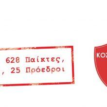 "kozan.gr: Βιβλίο του συμπολίτη μας Κώστα Τσιώρα με τίτλο ""Η Ιστορία του Φ.Σ. Κοζάνη (1964-2020)"" – 566 σελίδες ερυθρόλευκης ιστορίας"