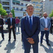 Στην εκδήλωση Τιμής και Μνήμης για τη Γενοκτονία των Ποντίων  ο Δήμαρχος Γρεβενών Γιώργος Δασταμάνης