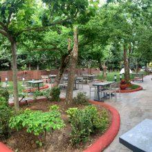 kozan.gr: Πιο όμορφος από ποτέ ο – ανανεωμένος – κήπος του ξενοδοχείου Παντελίδης, σας περιμένει από την Δευτέρα 25/5 να απολαύσετε τον καφέ, το ποτό και το φαγητό σας, σ' ένα μοναδικό καταπράσινο περιβάλλον (Φωτογραφίες)