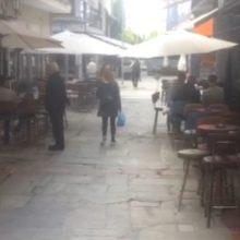 kozan.gr: Κοζάνη: Τι λένε  ιδιοκτήτες καφετεριών  & πολίτες για την επανέναρξη λειτουργίας των καταστημάτων εστίασης (Βίντεο)
