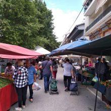 Διεύθυνση Τοπικής Ανάπτυξης Δήμου Κοζάνης: Έρευνα πεδίου για τη βελτίωση της λειτουργίας των λαϊκών αγορών