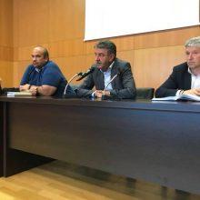 Ο Δήμαρχος Γρεβενών Γιώργος Δασταμάνης  για την Πυροπροστασία ενόψει Θερινής Περιόδου