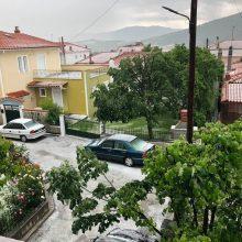 kozan.gr: Άσπρη, από το χαλάζι και η Δεσκάτη Γρεβενών (Φωτογραφία)