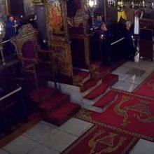 """kozan.gr: Το """"Χριστός Ανέστη"""", πριν από λίγο, από τον Ι.Μ.Ν. Αγίου Νικολάου Κοζάνης, στην Αναστάσιμη Αγρυπνία για την απόδοση του Πάσχα (Βίντεο)"""