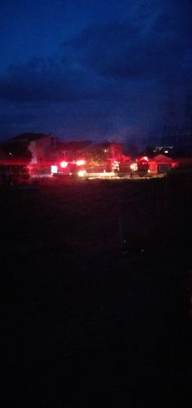 kozan.gr: Φωτιά σε σκεπή διώροφης κατοικίας στο Μαυροδένδρι Κοζάνης (Βίντεο)