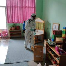 Προληπτικές απολυμάνσεις και χορτοκοπτικές εργασίες από το Δήμο Εορδαίας στα σχολεία της πρωτοβάθμιας εκπαίδευσης