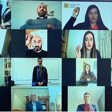 Πανεπιστήμιο Δυτικής Μακεδονίας:  Πραγματοποιήθηκαν οι πρώτες διαδικτυακές τελετές ορκωμοσίας