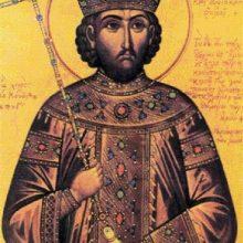 Μνήμη αλώσεως της Κωνσταντίνου – Πόλεως: 29 Μαΐου 1453,  στον Ι. Ν. του Αγίου Διονυσίου εν Ολύμπω στο Βελβεντό.  (του παπαδάσκαλου Κωνσταντίνου)