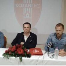 "kozan.gr: Αλέξανδρος Αδαμίδης: ""Ξεκινάμε μια νέα προσπάθεια αναγέννησης του Φ.Σ. ""Κοζάνη"" – Φέτος 50 άτομα θα απασχολούνται ή θα έχουν σχέση με τη λειτουργία της ομάδας – Δε θέλουμε να κάνουμε μια ομάδα ""ασανσέρ"" – Το βασικό που πρέπει και θέλουμε να αναπτύξουμε είναι η εξωστρέφεια της ομάδας –  Θα τη μετατρέψουμε από ένα αθλητικό σωματείο σ' έναν αθλητικό οργανισμό – Θα έχουμε αμεση επαφή με τα δημοτικά και γυμνάσια της περιοχής"" – Τι απάντησε ο Π. Καπετάνος για τη συνένωση που, τελικά, δεν έγινε με την ΑΕΠ"