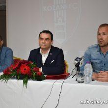 Γιατί δεν προχώρησε η συνένωση της Κοζάνης με την ΑΕΠ – Τι απάντησε ο Παντελής Καπετάνος και ο νέος Πρόεδρος της Κοζάνης Αλέξης Αδαμίδης (Βίντεο)