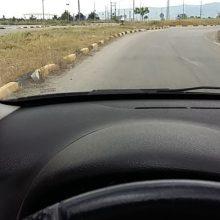 Μετά την ανάδειξη του θέματος από το kozan.gr, κόπηκαν τα χόρτα  στον κυκλικό κόμβο στο δρόμο για ΖΕΠ & Άργιλο