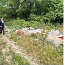 kozan.gr: Πιάνει δουλειά από αύριο συνεργείο του Δήμου Κοζάνης, μετά την ανάδειξη του θέματος από το kozan.gr –  Πολλά τα μπάζα διασκορπισμένα σε πολλά σημεία – Στο σημείο ο αρμόδιος Αντιδήμαρχος Γ. Δουγαλής (Φωτογραφίες)